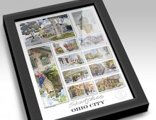 Sketches of Ohio City