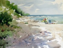 Plein Air Lake Erie