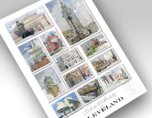 thumbnail of sketches of cleveland I